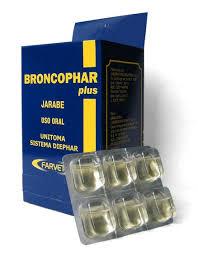 BRONCOPHAR PLUS JARABE