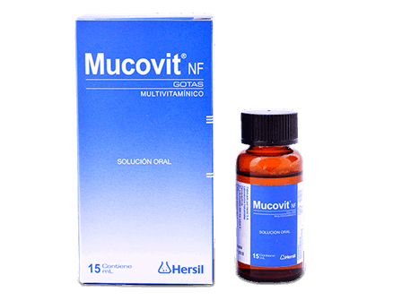 MUCOVIT NF